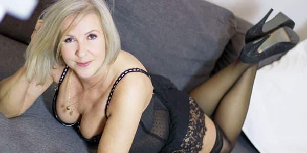 Reife Hausfrauen zum Sex treffen